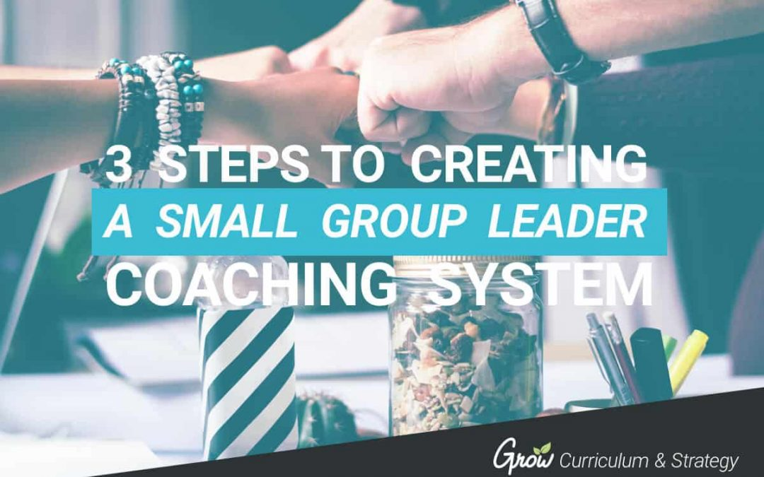 3 Steps To Creating Small Group Coaching Sessions