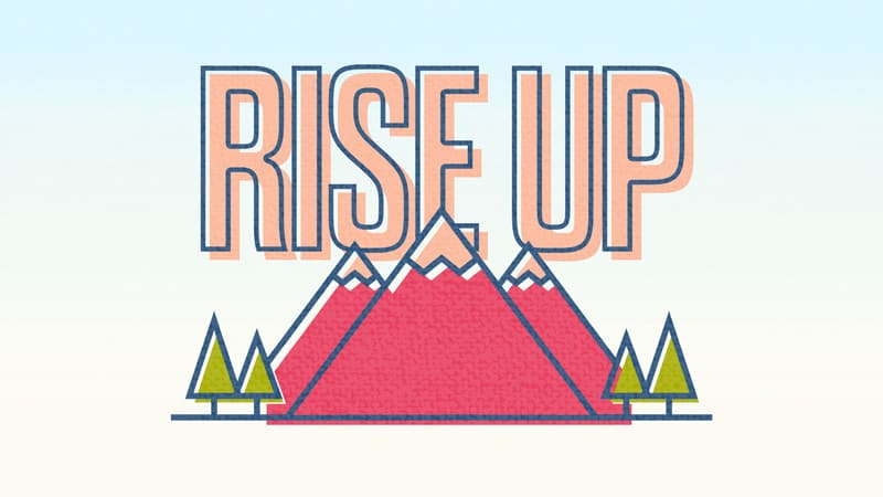 Rise Up Grow Kids Ministry Curriculum